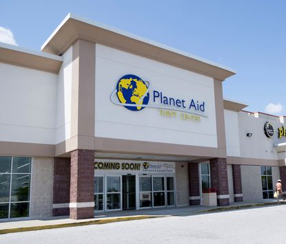 Planet Aid makes Baltimore site of its first retail store
