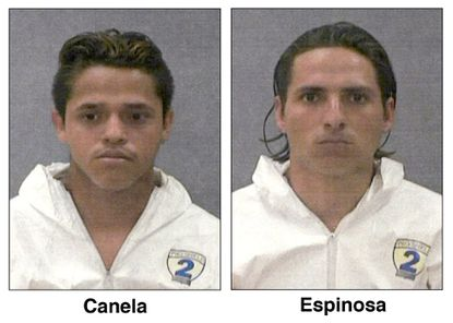 Espinoza Canela pleads guilty in killing of relatives