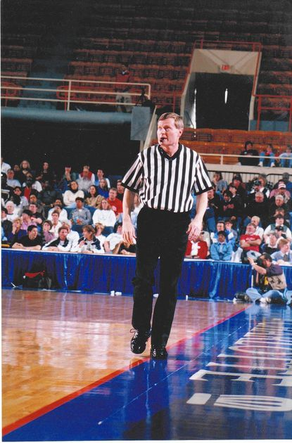 Carroll County Sports Hall of Fame: Decorated ref Morningstar made all the right calls