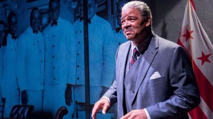 Olney Theatre delivers vibrant revival of 'Thurgood'