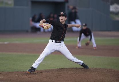 One for the future: Evaluating Orioles pitching prospect DL Hall
