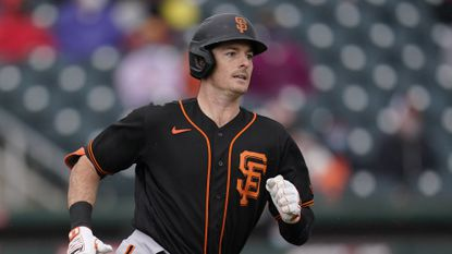 The grandson of Hall of Famer and Red Sox great Carl Yastrzemski, the outfielder was taken in the 14th round by the Orioles in the 2013 draft, but never debuted in Baltimore. He was traded for pitching prospect Tyler Herb in March 2019 before blossoming into a star in San Francisco, hitting .272 with 21 home runs that season. The 30-year-old hit .297 with 10 home runs and 35 RBIs in just 54 games last season, ranking 10th in the NL in Wins Above Replacement (WAR).
