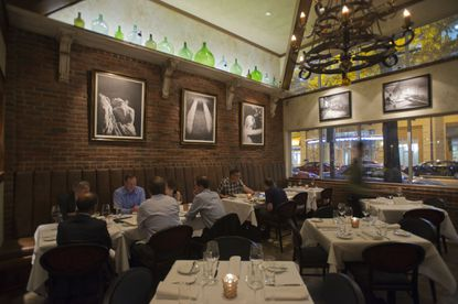 The front dining room at Fleet Street Kitchen will be renamed The Tavern Room.