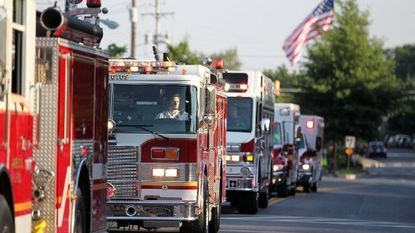 Arbutus Volunteer Fire Department to mark 80 years of service with parade, festival