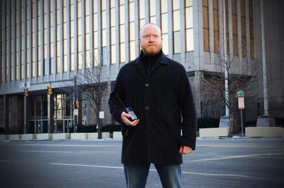 Ben Shayne of Scan Baltimore