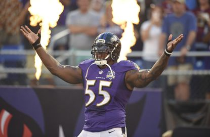 Taking a look at the Ravens defensive and special teams depth chart