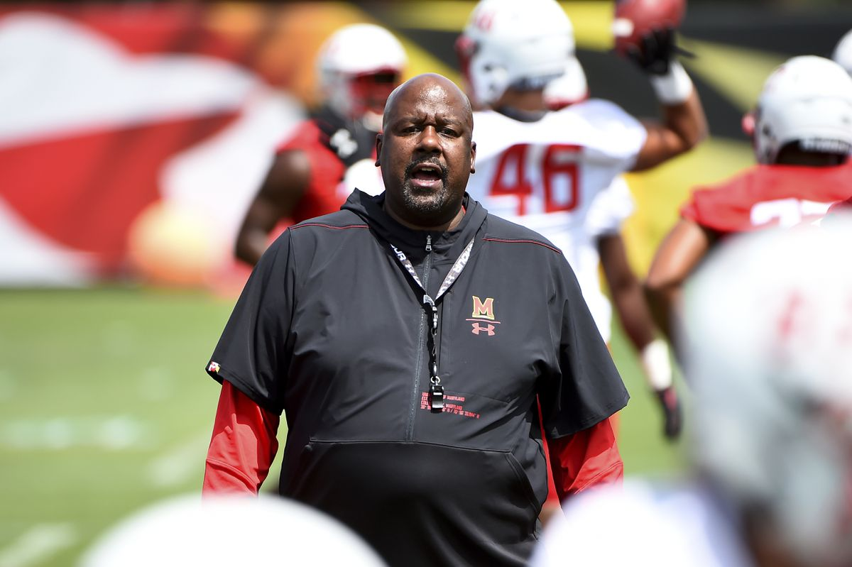 For Maryland football and new coach Mike Locksley, low on-field expectations belie high stakes after scandal