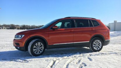 Auto review: 2018 Volkswagen Tiguan is like a good winter coat
