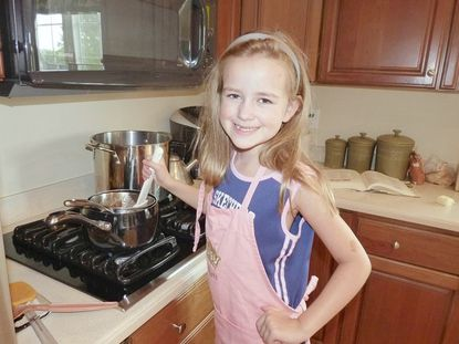 No tricks with Bushy Park fourth-grader's treats at bake sale for March of Dimes Oct. 29