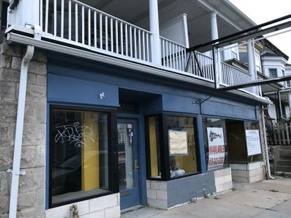 Good Neighbor, a new coffee shop and store, is coming to Falls Road.
