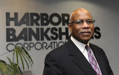 Baltimore, MD -- February 9, 2015 -- TJoseph Haskins Jr. is chairman and CEO of Harbor Bank of Maryland.