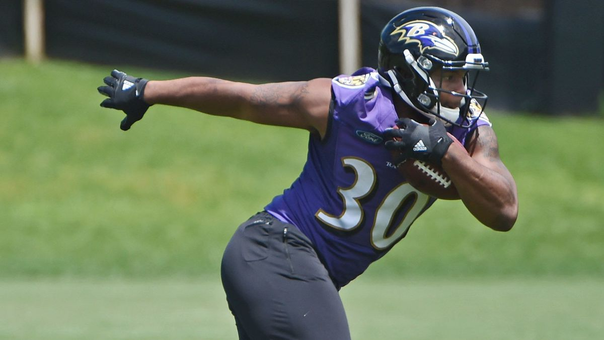 Ravens announce running back Kenneth Dixon out for 2017, Bobby ...
