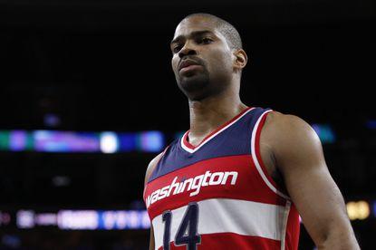 Washington Wizards guard Gary Neal