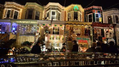 Hampden's Miracle on 34th Street named 'most outrageous Christmas lights' in Maryland
