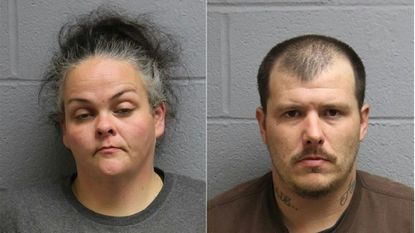 Mount Airy man and woman arrested in relation to home invasion, assault