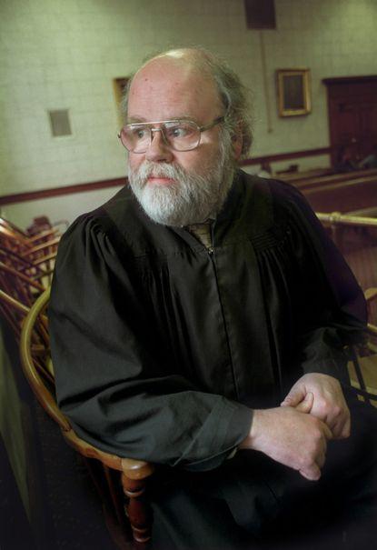 Judge John Glynn oversaw the criminal docket of the Circuit Court.