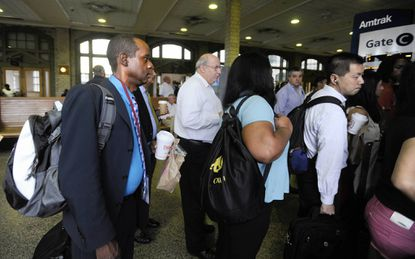 Talk of D.C. commuter tax finds opposition in Maryland