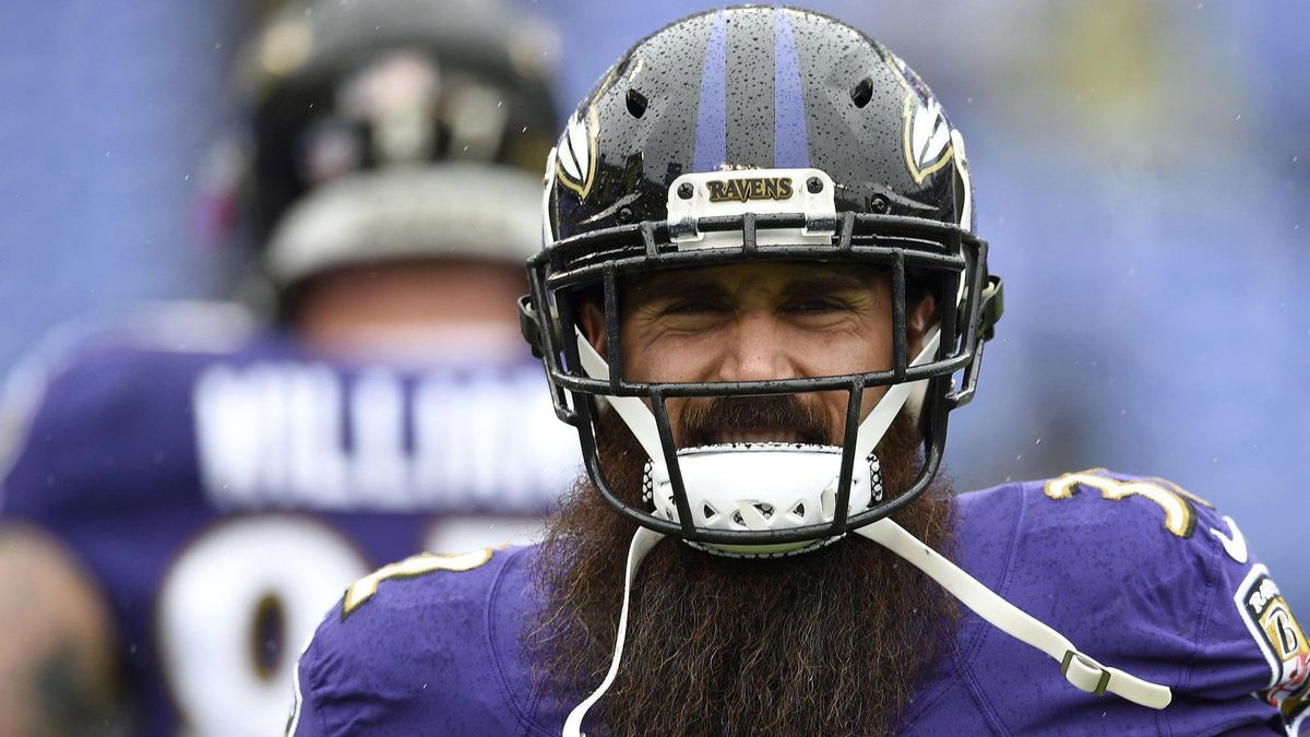 Eric Weddle plans to retire a Raven: 'I'm definitely not going to ...