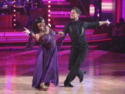 'Dancing with the Stars' recap: Episode 2, or the Sherri Shepherd lovefest