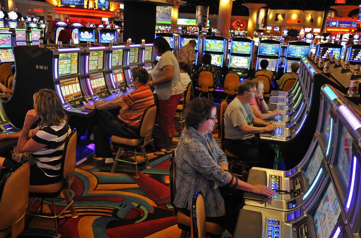 Hollywood Casino Perryville untuk menghilangkan lebih dari 300 slot - Baltimore Sun