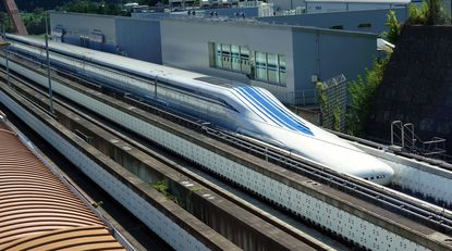 In first act, incoming Greater Baltimore Urban League president backs maglev train
