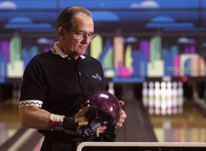 """Harry E. """"Ed"""" Lanehart was named the Maryland State Teacher of the Year in 1972. He qualified several times for the National Senior Olympics bowling tournaments."""