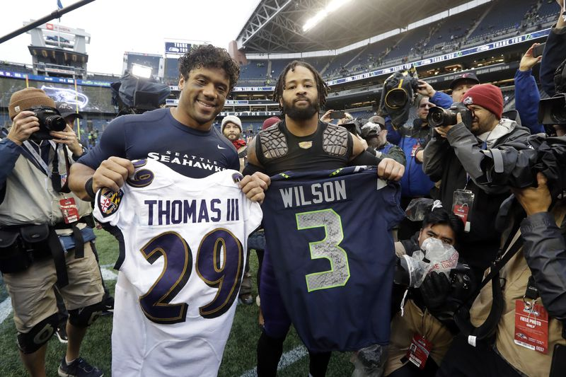 For Earl, it's a little bit more': Ravens' Earl Thomas ignores the ...