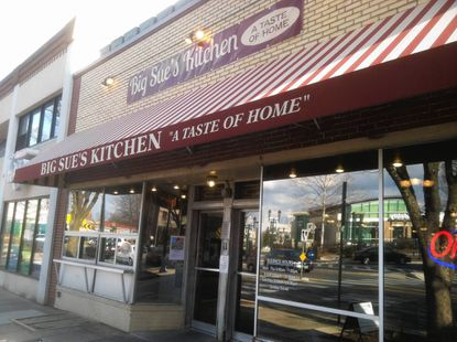 Big Sue's Kitchen opened on Tuesday, April 2 in downtown Towson.