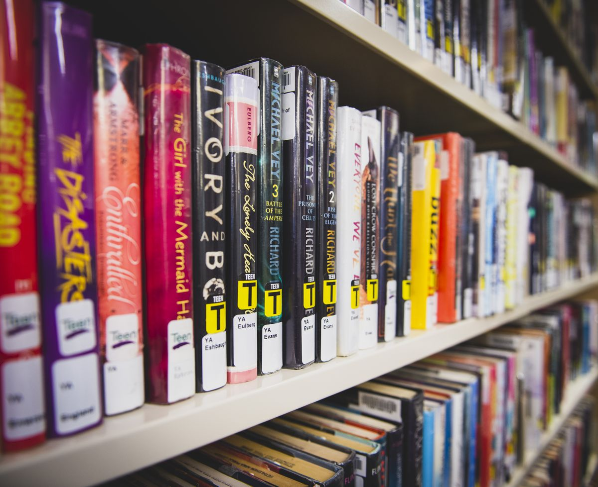 Carroll County Public Library soon will offer contactless checkout for books and materials