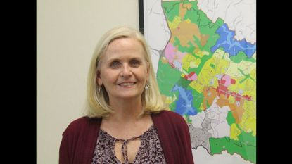 Mary Lane, planning manager with the Carroll County Department of Planning.