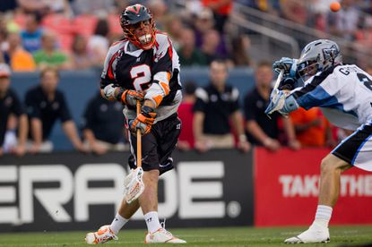 Brendan Mundorf had 32 goals and 27 assists while leading the Outlaws to a franchise-record 11 wins and the top seed in Championship Weekend.