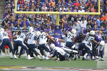 Asa Jackson finding his niche with Ravens