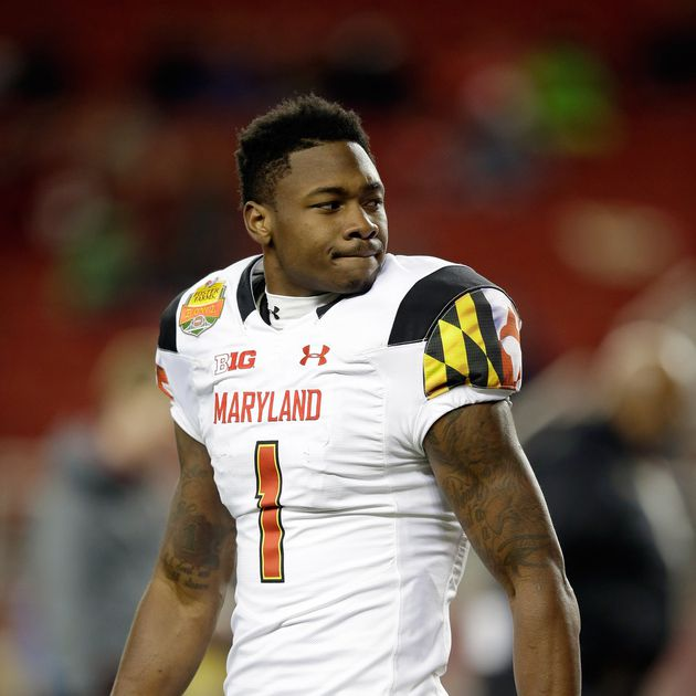 Former Maryland wide receiver Stefon Diggs signs $2.5 million deal with  Vikings - Baltimore Sun