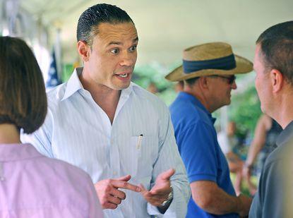 Dan Bongino running for Congress -- in Florida