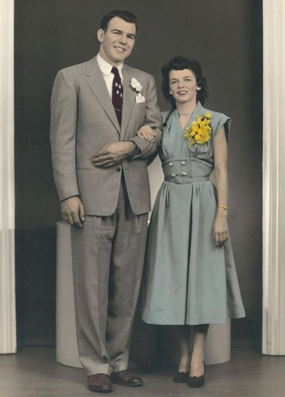 Robert and Vivian Seipp, of Westminster, celebrated their 65th anniversary - Original Credit: Courtesy Photo