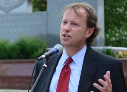 Jim Brochin, 52, is a Democrat from Towson who is currently a Maryland state senator.