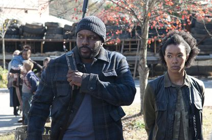 'The Walking Dead' season finale recap, episode 316: 'Welcome to the Tombs'