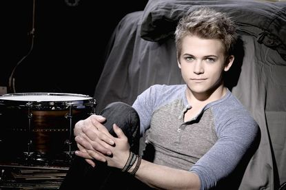 Hunter Hayes plays more than 20 instruments on his latest album.