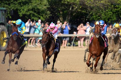 With runner-up finish at Kentucky Derby, Firing Lane has 'done everything right but win'