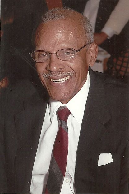 Isaiah 'Ike' Dixon, state delegate from Baltimore
