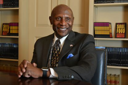 Baltimore businessman Bob Wallace is running as an independent for Baltimore mayor.