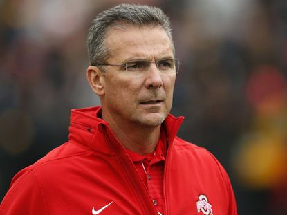 Ohio State Suspends Football Coach Urban Meyer For Three Games For