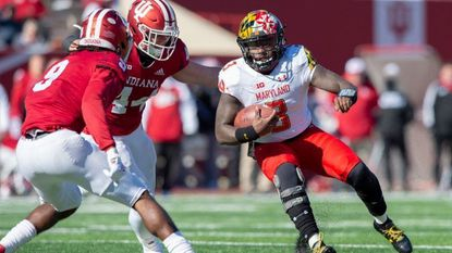 Tyrrell Pigrome's time has come again as Maryland's quarterback, this time for injured Kasim Hill