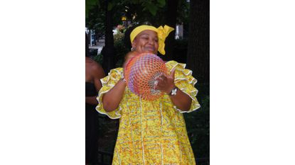 Wednesday: African Drums and Dance by Nyame Nti