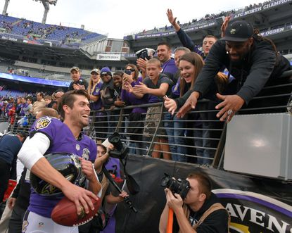 Ravens likely to use franchise tag on Justin Tucker if they can't reach deal