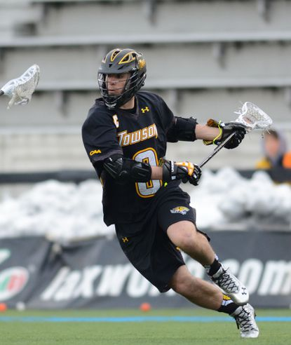 DeNapoli takes charge of Towson lacrosse offense