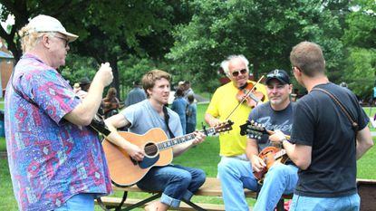Fiddlers of many stripes will gather at the Deer Creek Fiddlers Convention June 2, hosted by Common Ground on the Hill.