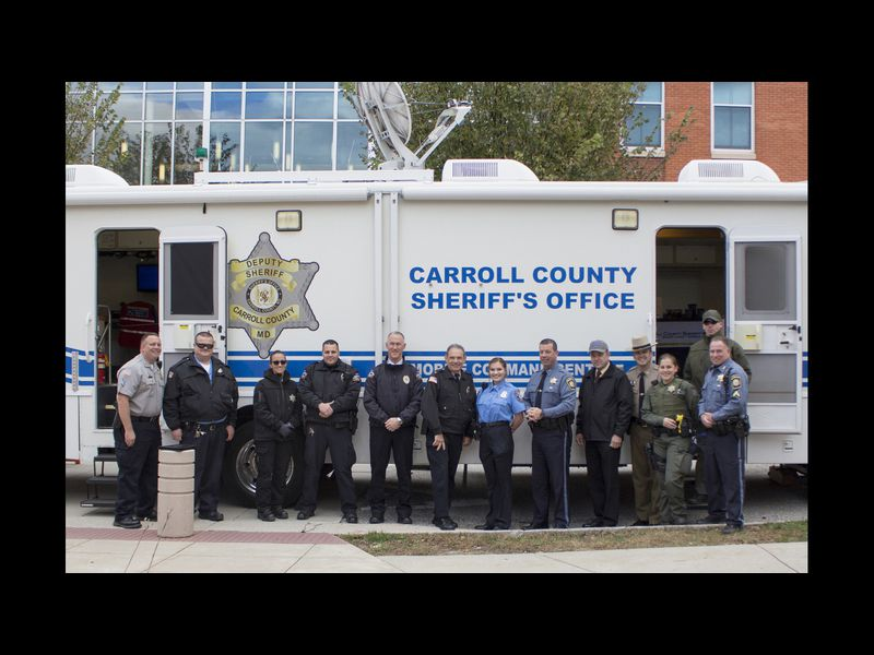 Criminal Justice Expo At Carroll Community College - Carroll