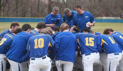Crowley steps down as Loyola Blakefield's baseball coach
