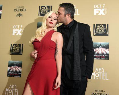 Lady Gaga said she felt alive and 'like herself' on 'AHS'